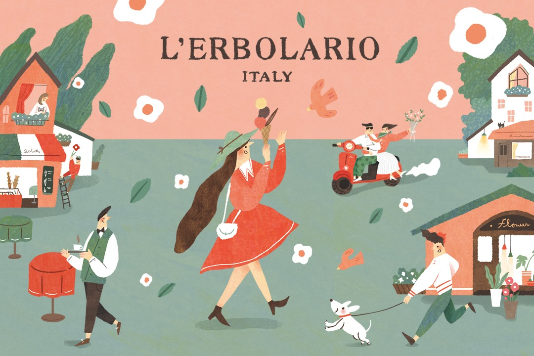 Ciao Bella! 跟著蕾莉歐來場文藝之都的優雅漫遊