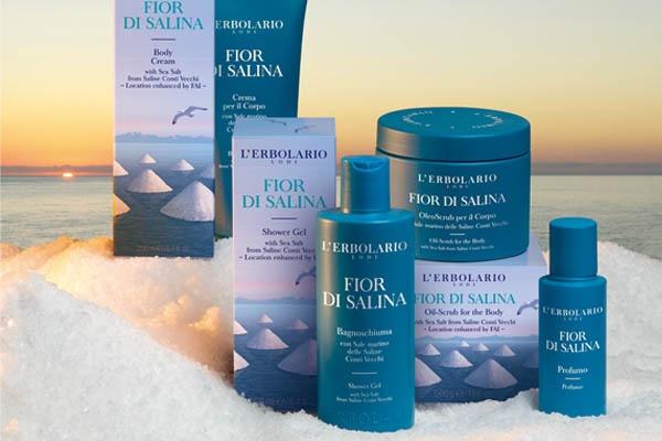2018年8月新品 沁藍海鹽香氛系列